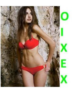 Sexy Lingerie Intimo Costume Da Bagno Donna Bikini Rosso No Monokini Anelli