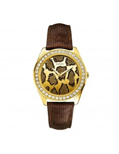 Orologio Guess Clearly 3D ANIMAL Donna Acciaio Quarzo W0056L2