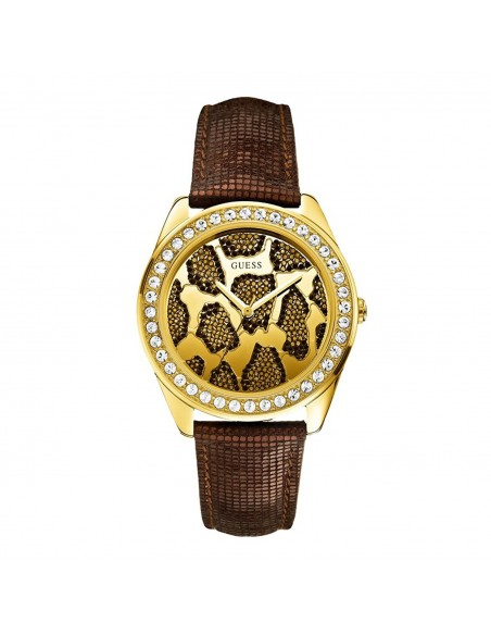 Orologio Guess Clearly Guess W0056L2 3D ANIMAL Donna Acciaio Quarzo