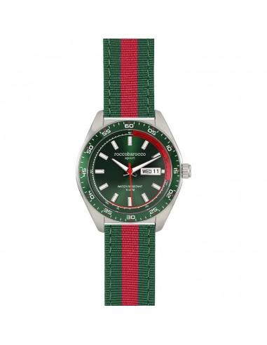 orologio solo tempo uomo RoccoBarocco Sport trendy cod. RBS0058