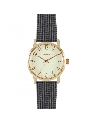 orologio solo tempo uomo RoccoBarocco Classy offerta trendy cod. RB0179