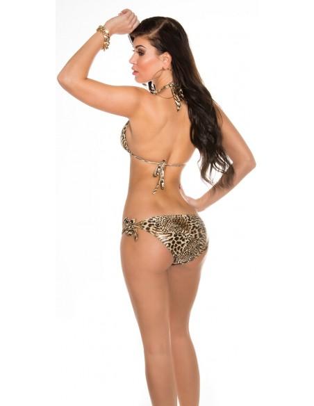 Bikini Leopardato Costumi Sexy