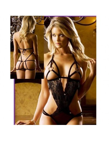 Body Incrociato Intimo Donna Hot