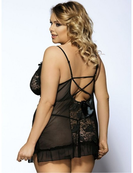 Babydoll Intimo Curvy Lingerie