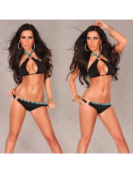Costume nero Hot Bikini