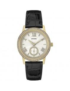 Orologio Donna Guess Gramercy W0642L2 Ghiera Con Swarosky
