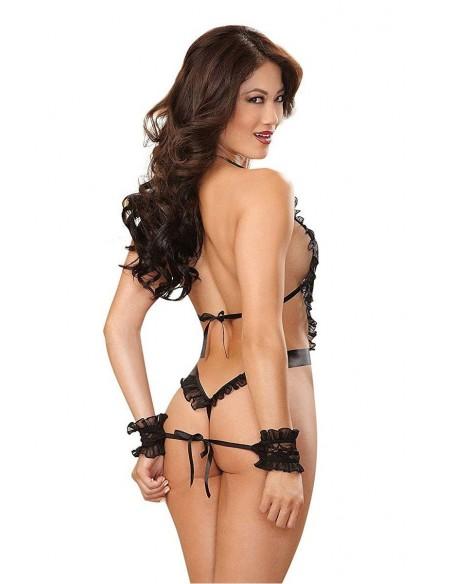 Body Sexy Nero Intimo Sexy Curvy