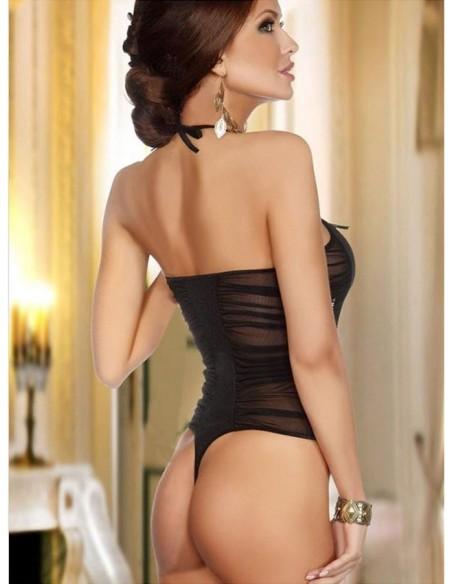 Body scollatura schiena scoperta completi intimi hot
