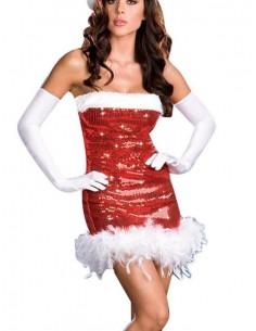 Travestimento Sexy Babba Natale